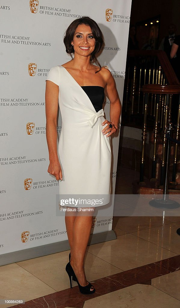 Christine Bleakley attends the British Academy Television Craft Awards at London Hilton on May 23, 2010 in London, England.