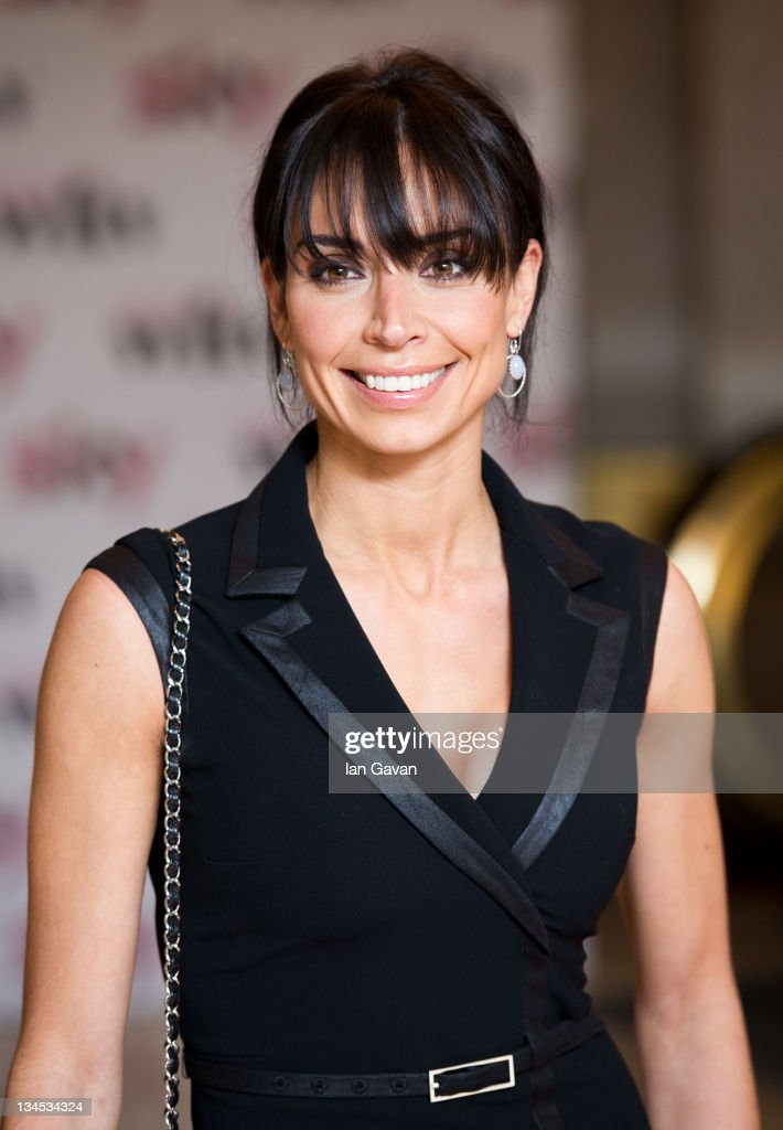 Christine Bleakley attends the Women In Film And TV Awards 2011 annual ceremony celebrating the accomplishments of women working in the film and television industries at the Hilton Park Lane on December 2, 2011 in London, England.