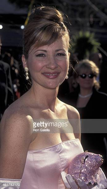 Christine Cavanaugh attends 68th Annual Academy Awards on March 25 1996 at the Dorothy Chandler Pavilion in Los Angeles California