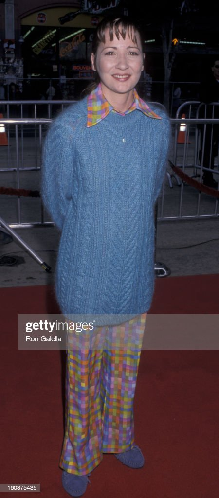 <a gi-track='captionPersonalityLinkClicked' href=/galleries/search?phrase=Christine+Cavanaugh&family=editorial&specificpeople=2311396 ng-click='$event.stopPropagation()'>Christine Cavanaugh</a> attends the world premiere of 'The Rugrats Movie' on November 8, 1998 at Mann Chinese Theater in Hollywood, California.
