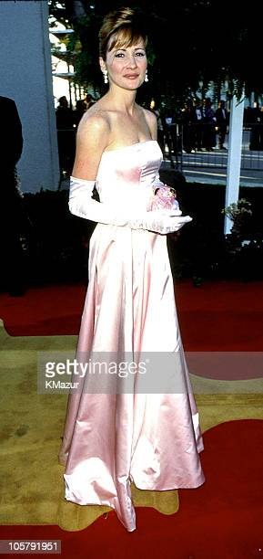Christine Cavanaugh during The 68th Annual Academy Awards at Dorothy Chandler Pavilion in Los Angeles California United States