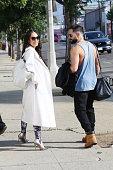 Celebrity Sightings In Los Angeles - September 24, 2021
