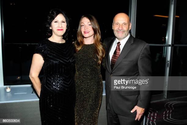 Christine Contino Erin Contino and Vito Contino attend the Decoration and Design Building celebrates the 2017 winners of the DDB's 10th Anniversary...