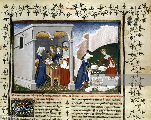 Christine de Pisan 'Book of the city of ladies' 15th century France