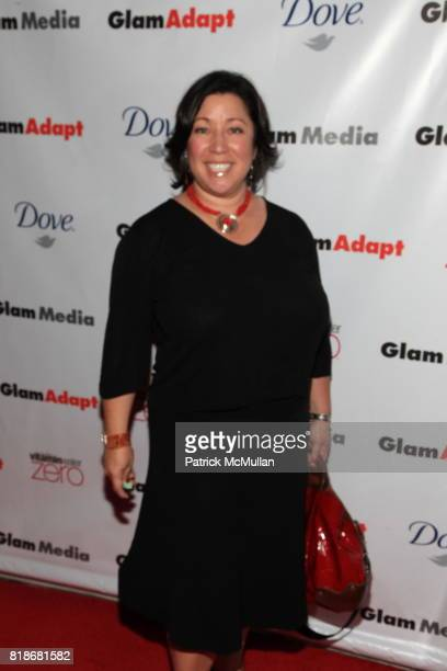 Christine DeMaio attends Glam Media Party at SL Simyone Lounge on June 9 2010 in New York