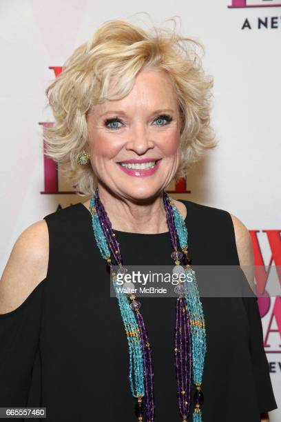 Christine Ebersole attends the Broadway opening night after party for 'War Paint' at Gotham Hall on April 6 2017 in New York City