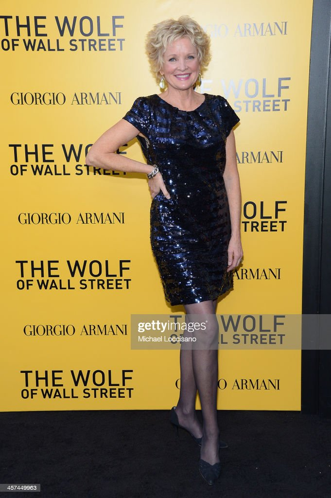 <a gi-track='captionPersonalityLinkClicked' href=/galleries/search?phrase=Christine+Ebersole&family=editorial&specificpeople=214025 ng-click='$event.stopPropagation()'>Christine Ebersole</a> attends the 'The Wolf Of Wall Street' premiere at the Ziegfeld Theatre on December 17, 2013 in New York City.