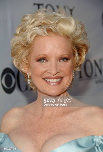 Christine Ebersole during 60th Annual Tony Awards Red Carpet at Radio City Music Hall in New York City New York United States