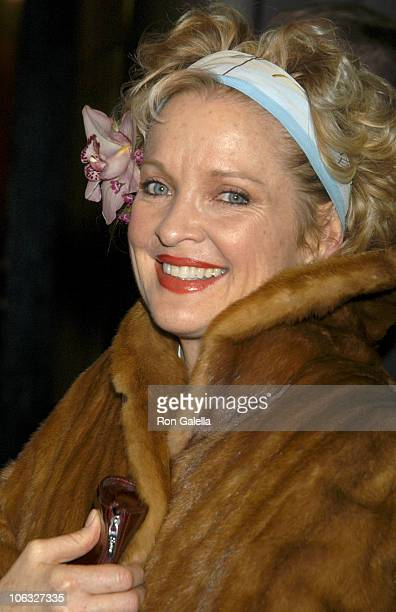 Christine Ebersole during Opening of New Musical 'Grey Gardens' at Playwrights Horizons Main Stage Theater in New York City New York United States