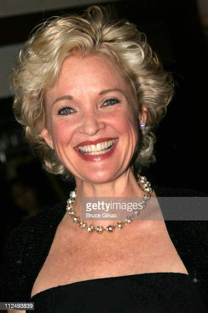 Christine Ebersole during 'Steel Magnolias' Opening Night on Broadway After Party Inside at Tavern on the Green in New York City New York United...