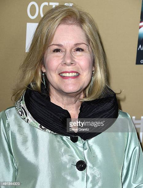 Christine Estabrook arrives at the Premiere Screening Of FX's 'American Horror Story Hotel' at Regal Cinemas LA Live on October 3 2015 in Los Angeles...