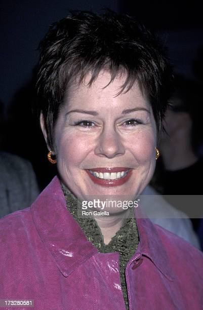 Christine Estabrook attends WB AllStar Winter Press Tour on January 6 2001 at Il Fornaio Restaurant in Pasadena California