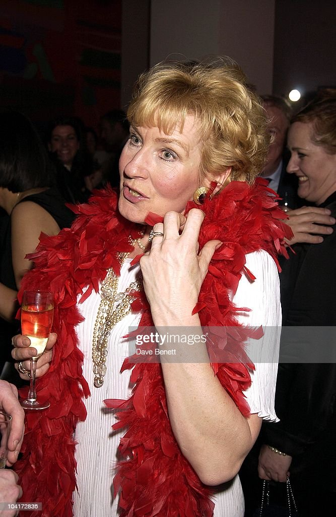 Christine Hamilton, Cosmopolitan Magazine Celebrated Its 30th At The Avenue Restaurant In St James, London