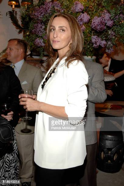 Christine Juarez attend Book Party for BOBBY MCALPINE'S 'THE HOME WITHIN US' from RIZZOLI at Treillage on May 18th 2010 in New York City