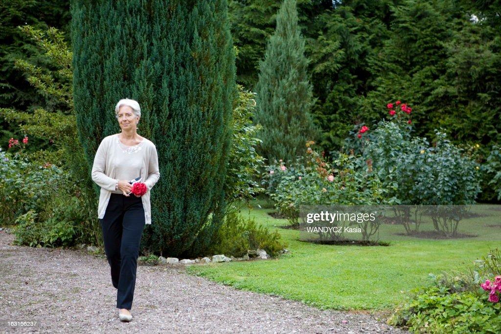 Christine lagarde getty images - Maison de campagne en normandie ...