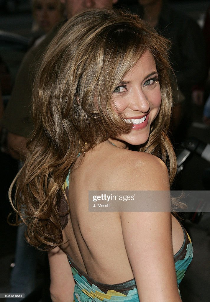 Christine Lakin during Showtime's 'Reefer Madness' Los Angeles Premiere Arrivals at Regent Showcase Cinemas in Hollywood California United States