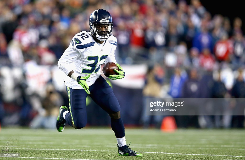 Seattle Seahawks v New England Patriots