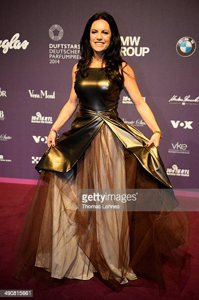 Christine Neubauer attends Babor at the Duftstars Awards 2014 at arena Berlin on May 15 2014 in Berlin Germany