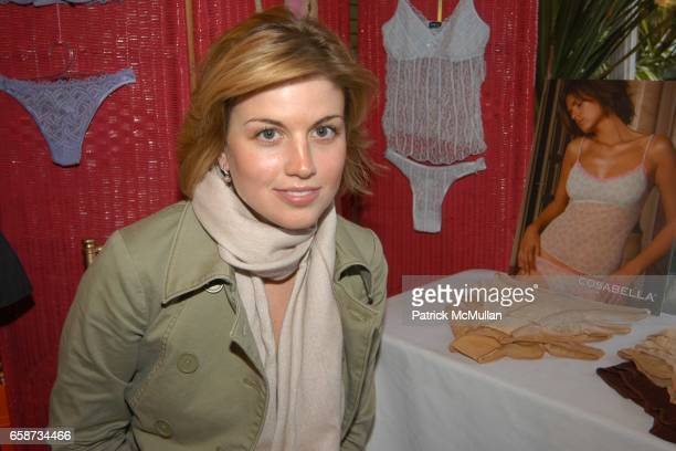 Christine Pala attend the Boudoir Oscar Suite Sponsored by Mario Badescu Vidal Sassoon and Creative Mail Design at the Chateau Marmont on February 27...