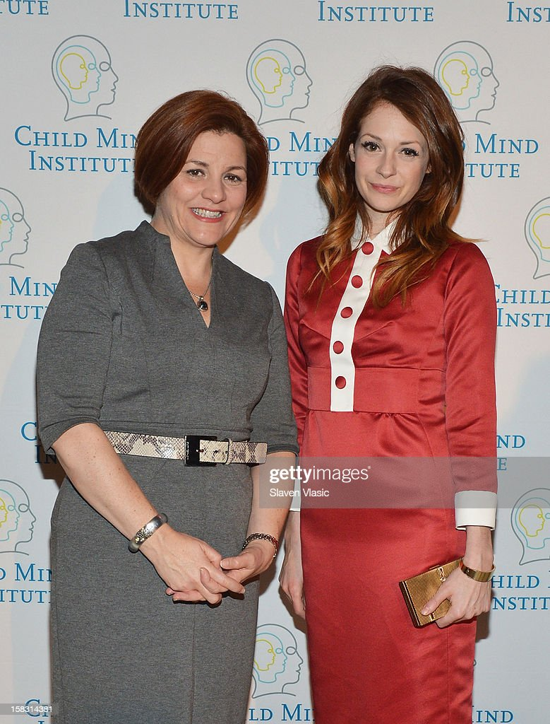 <a gi-track='captionPersonalityLinkClicked' href=/galleries/search?phrase=Christine+Quinn&family=editorial&specificpeople=550180 ng-click='$event.stopPropagation()'>Christine Quinn</a> and Stephanie LaCava attend Child Mind Institute's 3rd Annual Child Advocacy Award Dinner at Cipriani 42nd Street on December 12, 2012 in New York City.