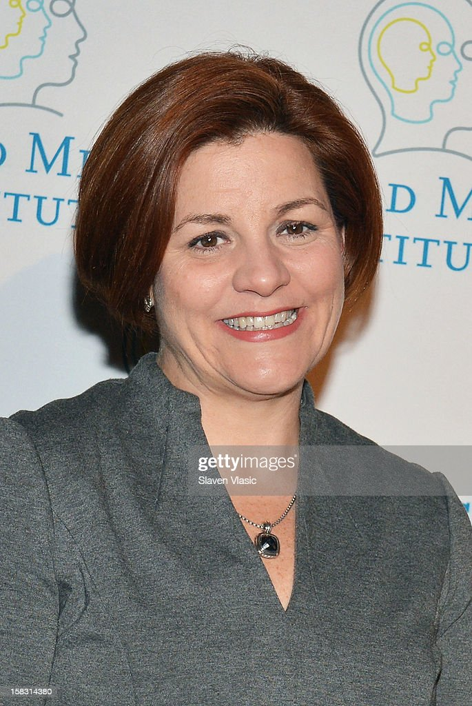 Christine Quinn attends Child Mind Institute's 3rd Annual Child Advocacy Award Dinner at Cipriani 42nd Street on December 12, 2012 in New York City.