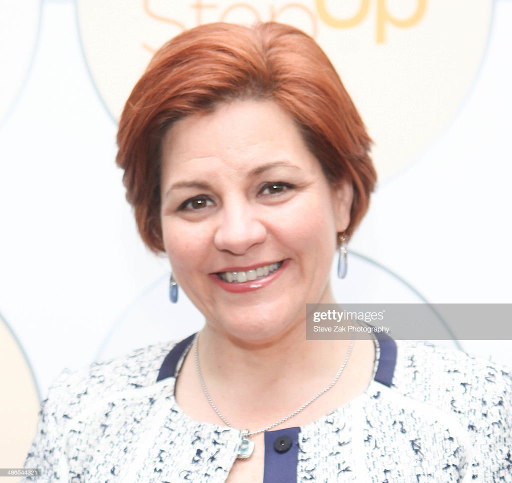 Christine Quinn attends the 3rd annual Power Hour at Hearst Tower on April 24 2014 in New York City