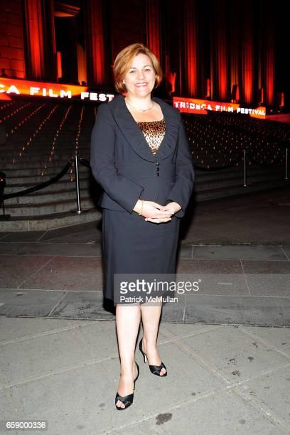 Christine Quinn attends VANITY FAIR Tribeca Film Festival Opening Night Dinner Hosted by ROBERT DE NIRO GRAYDON CARTER and RONALD PERELMAN at The...