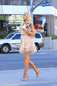 Celebrity Sightings In Los Angeles - March 05, 2021