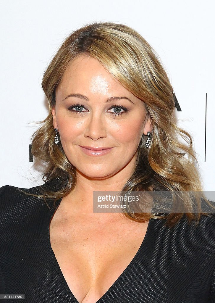 Christine Taylor attends 'Little Boxes' Premiere - 2016 Tribeca Film Festival at Chelsea Bow Tie Cinemas on April 15, 2016 in New York City.
