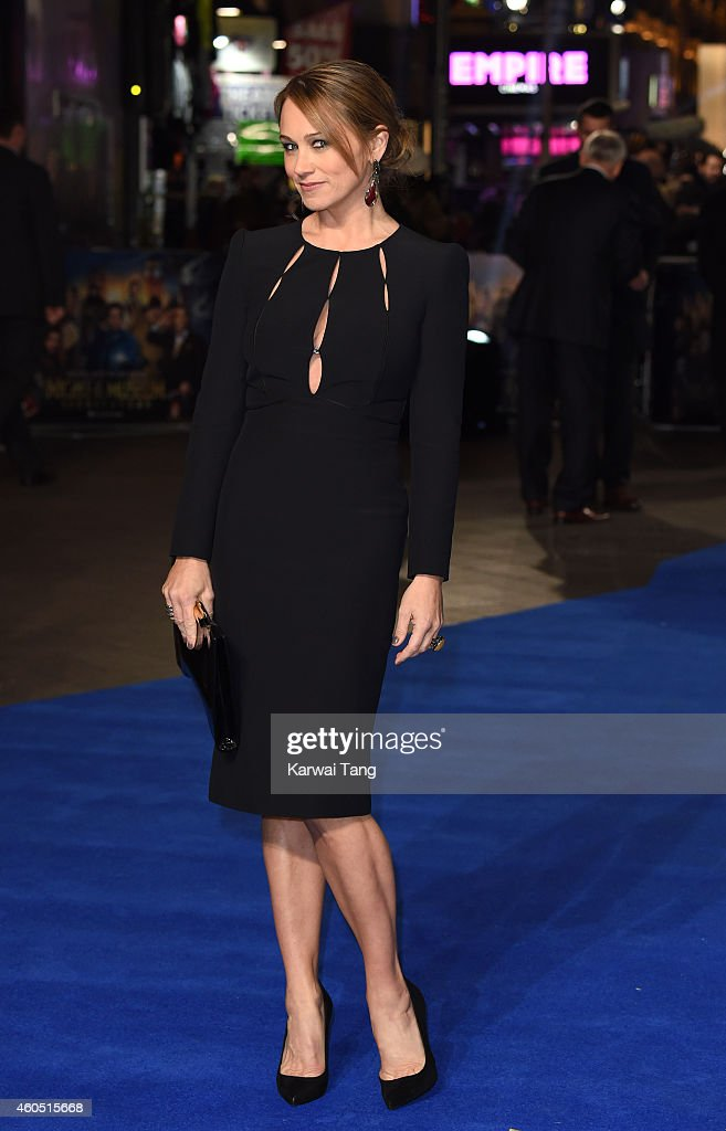 """Night At The Museum: Secret Of The Tomb"" - UK Premiere - Red Carpet Arrivals"