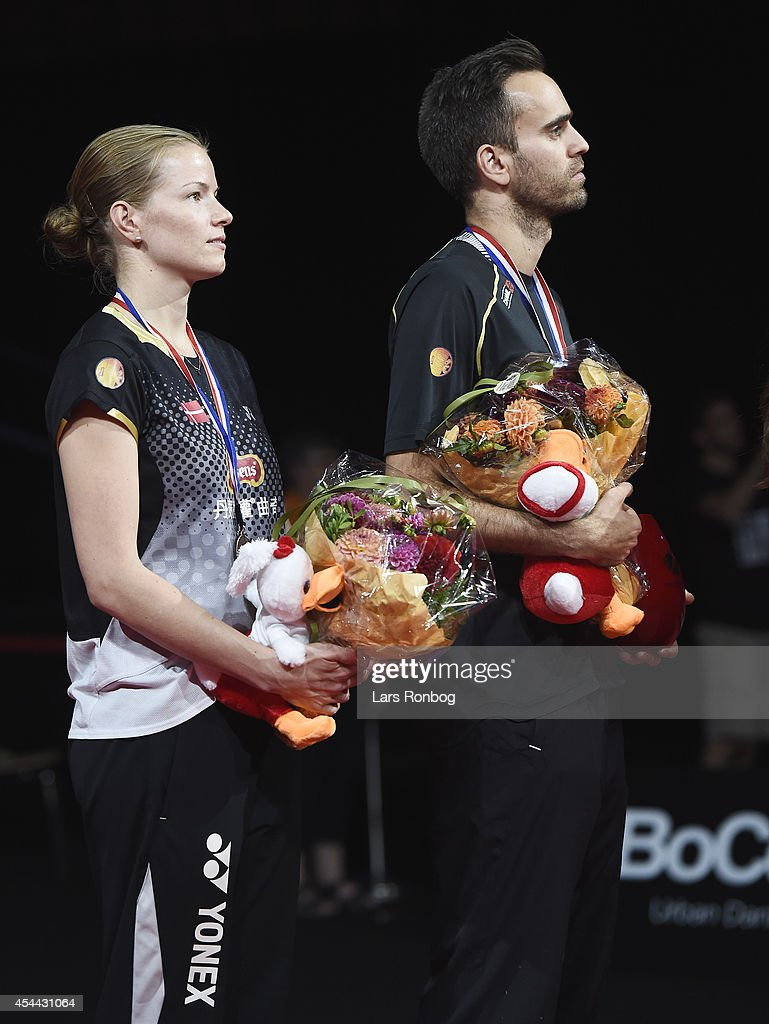 Li Ning BWF World Badminton Championships s and