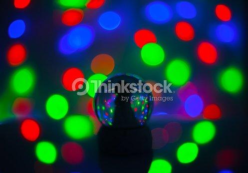 christmas angel christmas lights stock photo