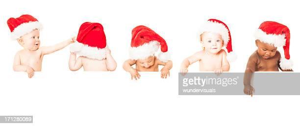 Weihnachten Baby Banner