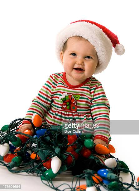 Christmas Baby Portrait Series