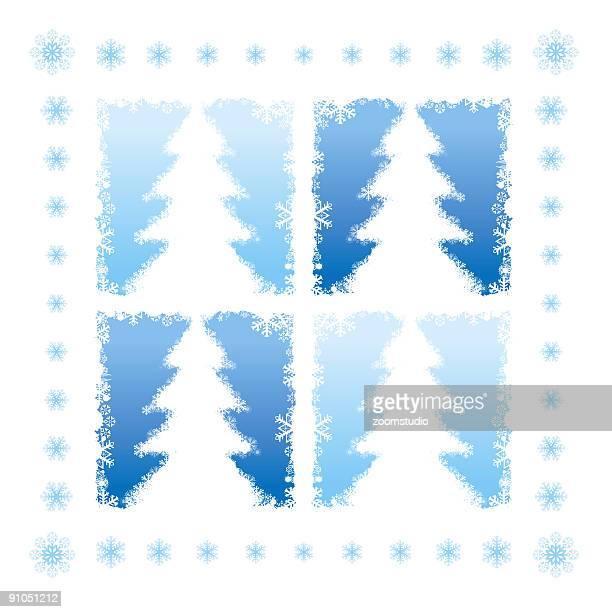 Weihnachten Hintergrund mit Frohe Feiertage