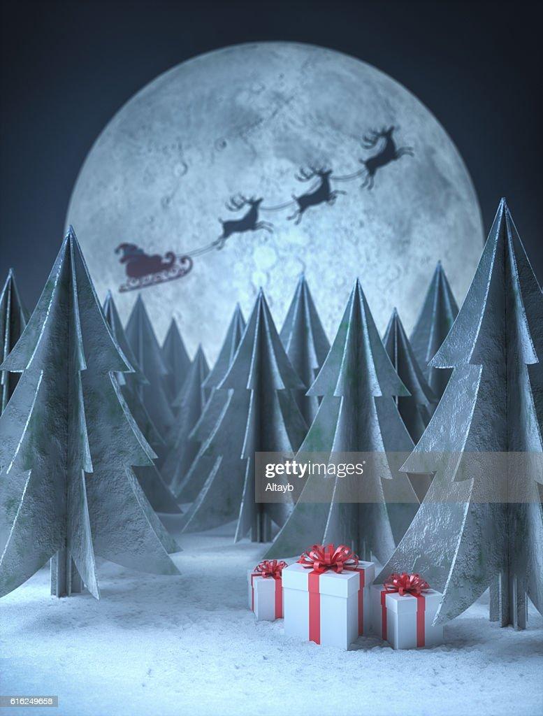 Fondo de Navidad  : Foto de stock