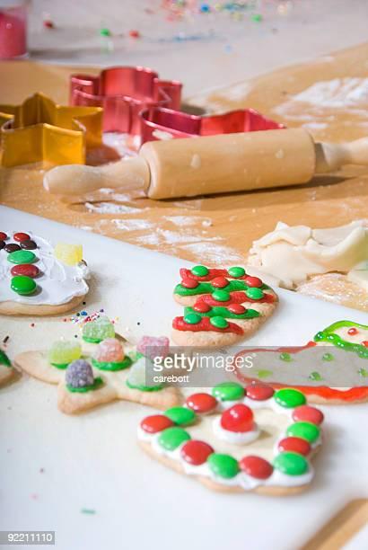 Faire cuire au four de Noël