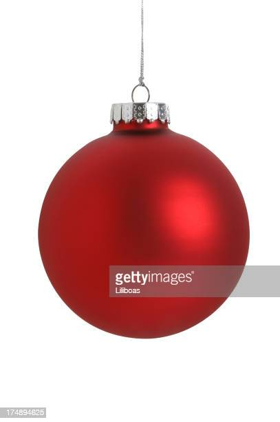 Christmas Ball Series (WITH A CLIPPING PATH)