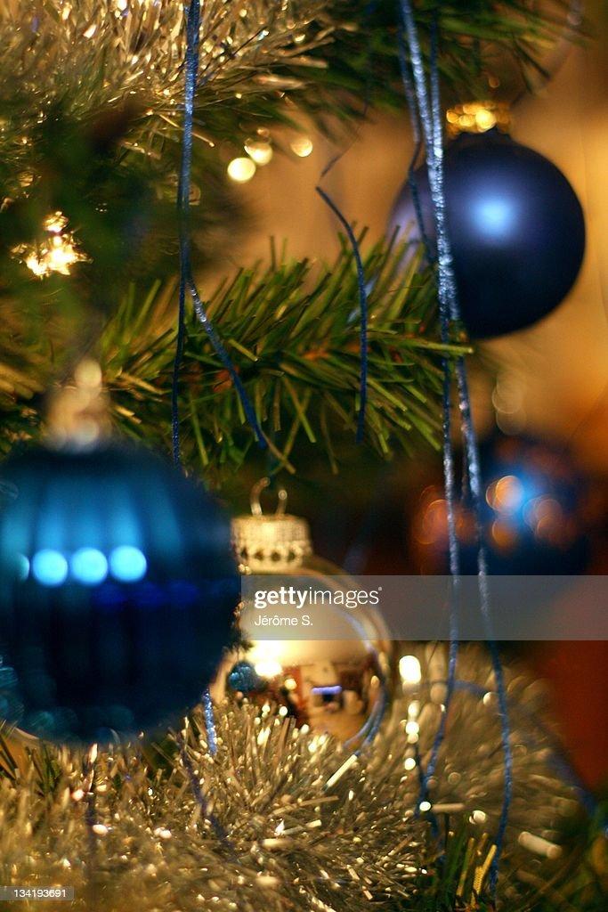Christmas balls : Stock Photo