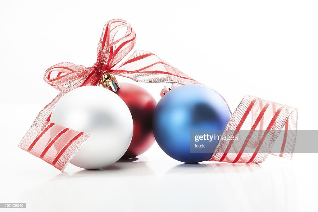 Christmas bauble : Stockfoto