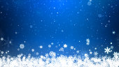 Christmas, Winter, Snow, Snowflake, Holiday - Event