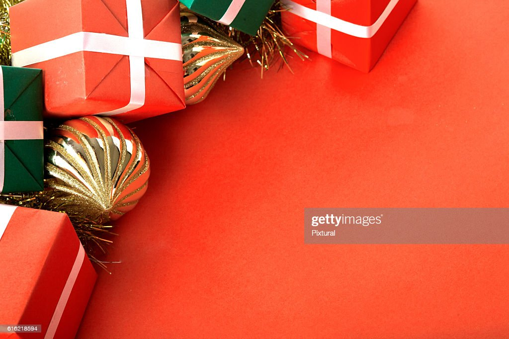 Christmas Border : Stock Photo