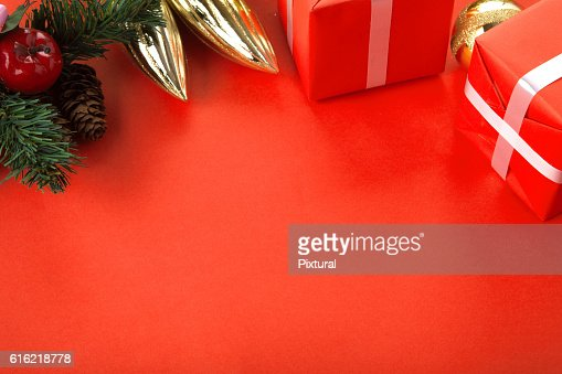Christmas Border : Stockfoto