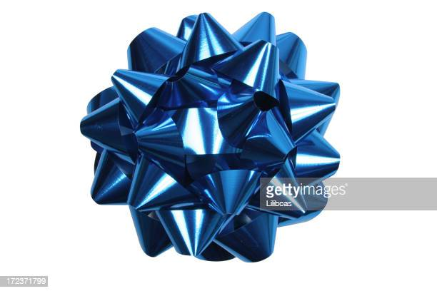 Christmas Bow (CLIPPING PATH)