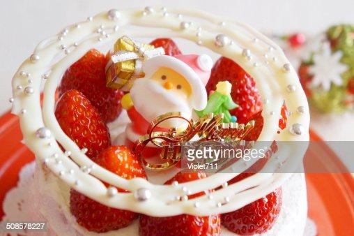 Christmas Cake : Stock-Foto