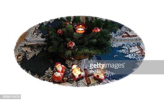 Christmas card : Stock Photo