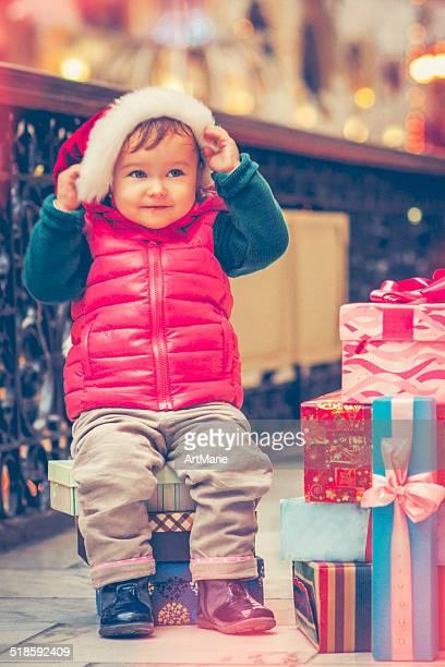クリスマスの子