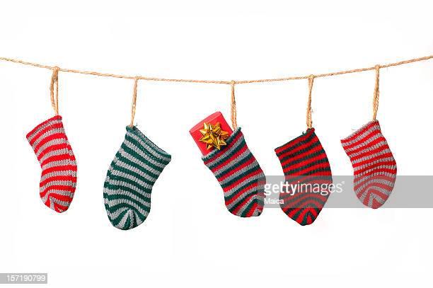 クリスマス物干しロープ