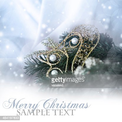 Christmas Composition : Stock Photo
