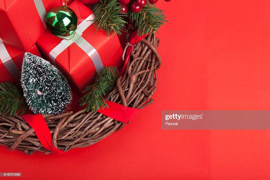 Concetto di Natale : Foto stock
